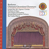 Beethoven Overtures by Sir Colin Davis