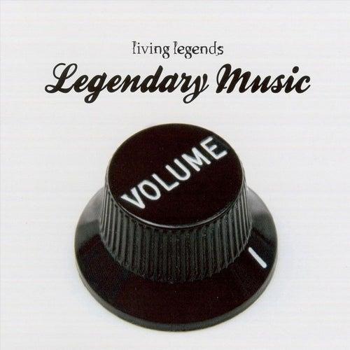 Legendary Music by Living Legends