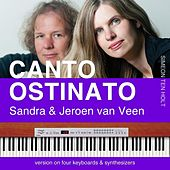 Canto Ostinato: Version On Four Keyboards & Synthesizers von Sandra
