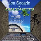 Jon Secada At Coconuts de Jon Secada