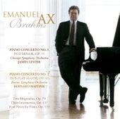 Brahms: Piano Concertos, Two Rhapsodies, Op. 79, Intermezzos, Op. 117 & Op. 119 by Emanuel Ax
