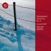 Shostakovich: Symphony No. 8 von Leonard Slatkin