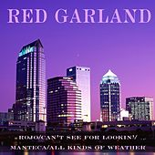 Rojo/Can't See For Lookin'/Manteca/All Kinds Of Weather de Red Garland
