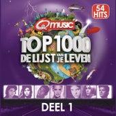 Q-music Top 1000 - deel 1 van Various Artists