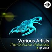 The October Releases Ep 2013 de Various Artists
