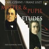 Czerny & Liszt: Master & Pupil. Etudes by Fred Oldenburg