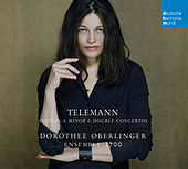 Telemann: Suite in A Minor & Double Concertos de Dorothee Oberlinger