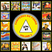 Campeões do Forró, Vol. 03 de Various Artists