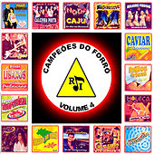 Campeões do Forró, Vol. 04 de Various Artists