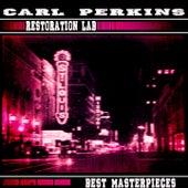Restoration Lab (Best Masterpieces) by Carl Perkins