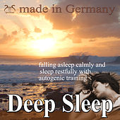 Deep Sleep - Falling Asleep Calmly and Sleep Restfully With Autogenic Training von Various Artists