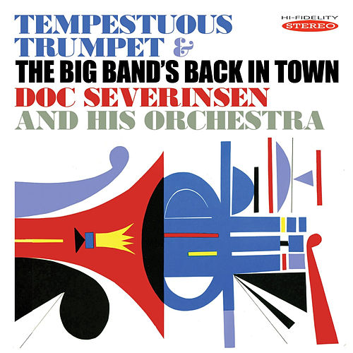Tempestuous Trumpet / The Big Band's Back in Town by Doc Severinsen