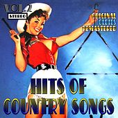 Hits of Country Songs, Vol. 2 (Original Oldies Remastered) de Various Artists