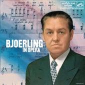 Jussi Björling in Opera von Jussi Bjoerling