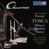Puccini: Tosca (Highlights) de Erich Leinsdorf