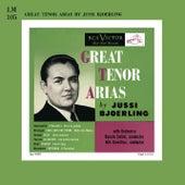 Great Tenor Arias (Remastered) de Jussi Björling
