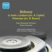 Debussy: La boîte à joujoux - Printemps von Swiss Romande Orchestra