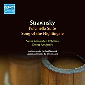 Stravinsky: Pulcinella Suite - Song of the Nightingale de Swiss Romande Orchestra