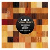 Platinum (Remixes) von Solee