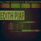 All the Complete Recordings de Edith Piaf