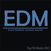 Edm Top 50 Miami 2013 by Various Artists