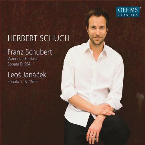 Schubert - Janáček by Herbert Schuch