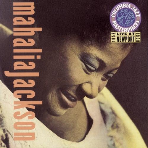 Live At Newport, 1958 by Mahalia Jackson