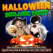 Halloween Schlager Party - Die besten Grusel Hits in der XXL Apres Ski und Karneval Zeit 2013 bis 2014 von Various Artists