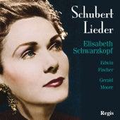 Shwarzkopf Sings Schubert Lieder by Various Artists