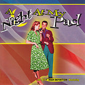 A Night at My Pad-Sounds to Smooth Your Groove by Various Artists