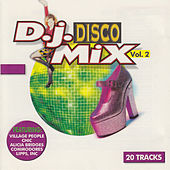 D.J. Disco Mix, Vol. 2 de Various Artists