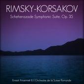Rimsky-Korsakov: Scheherazade Symphonic Suite, Op. 35 de L'Orchestre de la Suisse Romande