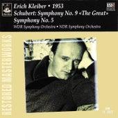 Kleiber Conducts Schubert by Erich Kleiber