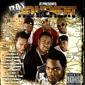 The Bay Movement - Presented By Get Low Recordz by Various Artists