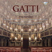 Gatti: Three Concertos de Various Artists