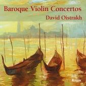 Baroque Violin Concertos by Various Artists