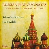 Russian Piano Sonatas de Various Artists