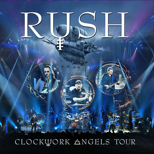 Clockwork Angels Tour by Rush