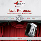 Great Audio Moments, Vol.22: Jack Kerouac & The Beat Generation (Deluxe Edition) by Jack Kerouac