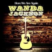 Here We Go Again (Remastered) de Wanda Jackson