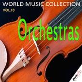 Orchestras, Vol.10 von Various Artists