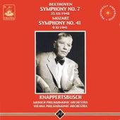 Beethoven: Symphony No. 7 - Mozart: Symphony No. 41 von Hans Knappertsbusch