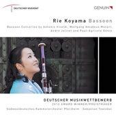 Vivaldi, Mozart, Jolivet & Génin: Bassoon Concertos by Rie Koyama
