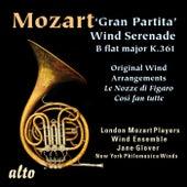 Mozart: 'Gran Partita' Wind Serenade; Opera Wind Arrangements by Various Artists