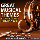 Great Musical Themes from Broadway to Hollywood von Various Artists