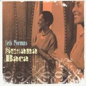 Seis Poemas/Six Poems de Susana Baca