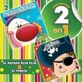 Colección 2 en 1: El Payaso Plin Plin & El Pirata de Las Tortuguitas