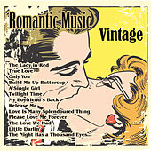 Romantic Music - Vintage von Various Artists