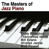 The Masters of Jazz Piano de Various Artists