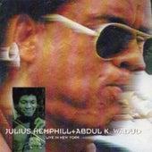 Live In New York de Julius Hemphill